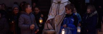 Detská sv. omša amoderovaná adorácia