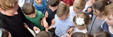 Detský zbor a detská sv. omša