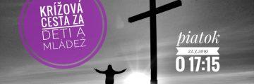 Krížová cesta v piatok