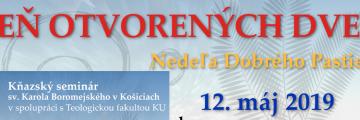Deň otvorených dverí v kňazskom seminári