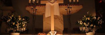 Svätá omša za zosnulých v Kaplnke sv. Rozálie