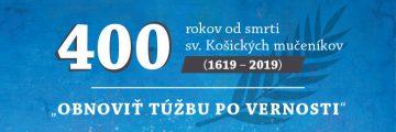 400. výročie smrti košických mučeníkov