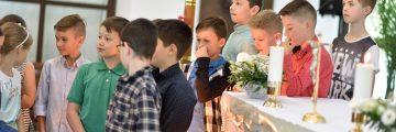 Začali sa detské sv. omše