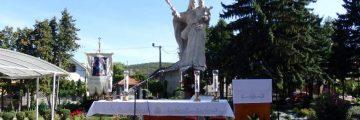 Púť k ružencovej Panne Márii