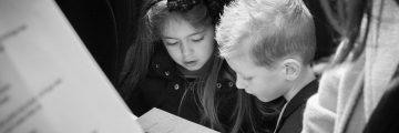 Detská sv. omša a nácvik zboru