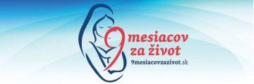 Pokračuje 5. ročník iniciatívy 9 mesiacov za život