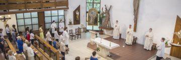 Bohoslužby od 19. apríla