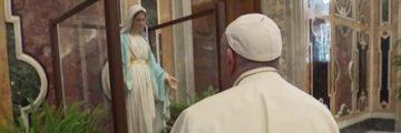 S pápežom Františkom do Šaštína