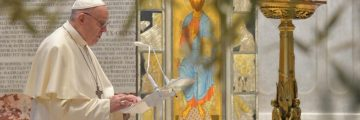 Veľkonočné posolstvo pápeža Františka