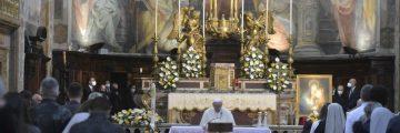 Pápež František o milosrdenstve